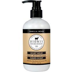 Dionis Vanilla Bean Goat Milk Deep Moisturizing Hand Soap