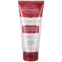 Retinol Vitamin Enriched Anti-Aging Hand Cream