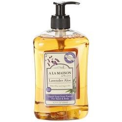 Lavender Aloe Hand & Body Liquid Soap