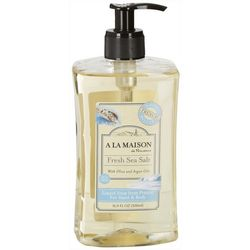 A La Maison Fresh Sea Salt Hand & Body Liquid Soap