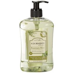 Rosemary Mint Hand & Body Liquid Soap