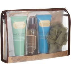 4 Pc. Honey Vanilla  Gift Set