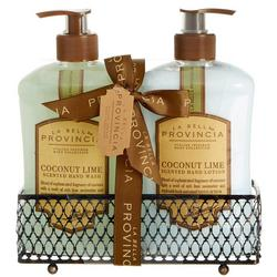 Coconut Lime Hand Wash & Lotion Set