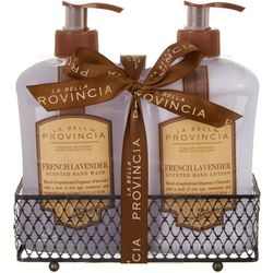 French Lavender Hand Wash & Lotion Set