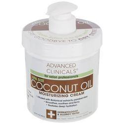 16 oz Coconut Oil Moisturizing Cream