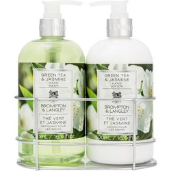 Green Tea & Jasmine Hand Wash & Lotion