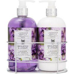 Lavender Vanilla Hand Wash & Lotion