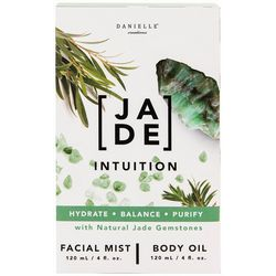 Jade Intuition Facial Mist & Body Oil Set