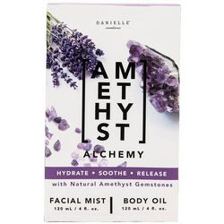 Amethyst Alchemy Facial Mist & Body Oil Set