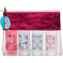 4-pc. 3-in-1 Wash Set