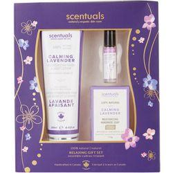 3 pc. Calming Lavendar Gift Set