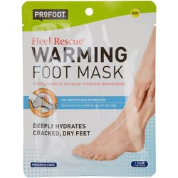 ProFoot Heel Rescue Warming Foot Mask