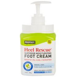 Heel Rescue 16 oz Moisturizing Foot Cream