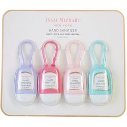 4-pk. Hand Sanitizer Set With Holders