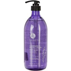 Luseta 33.8 oz Lavender Collagen Body Wash