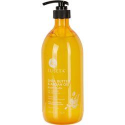 Luseta 33.8 oz Shea Butter Argan Oil Body Wash