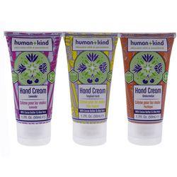 Human + Kind Cocnut Butter & Aloe Vera Hand Cream Trio