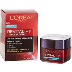 Womens Revitalift Triple Power Moisturizer