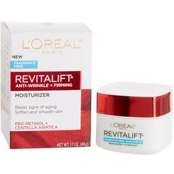 L'Oreal Anti Wrinkle + Firming Fragrance-Free Moisturizer