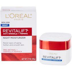 L'Oreal Womens Anti Wrinkle + Firming Night Moisturizer