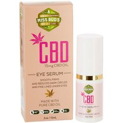 Uncle Bud's 0.5 oz CBD Smoothing Eye Serum