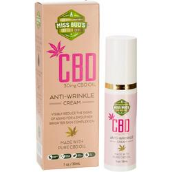 Uncle Bud's 1 oz CBD Anti-Wrinkle Cream