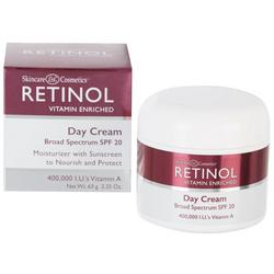 Retinol Vitamin Enchiched Broad Spectrum SPF 20 Day Cream