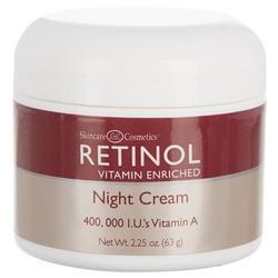 Skincare Cosmetics 2.25 oz Retinol Night Cream