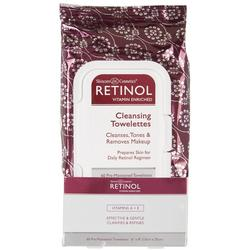 60-Pk. Face Cleansing Towelettes