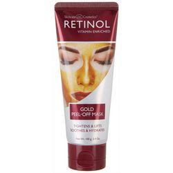 Retinol 3.4 oz Gold Peel-Off Mask
