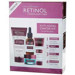 Anti-Aging 4 Pc. Starter Kit
