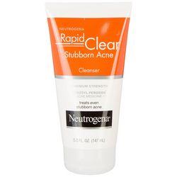 Neutrogena 5 oz Benzoyl Peroxide Facial Cleanser
