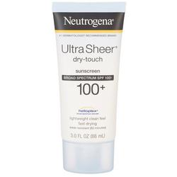 3 oz Ultra Sheer Dry-Touch SPF 100 Sunscreen