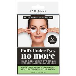 6-Pk. Puffiness Under Eye Masks