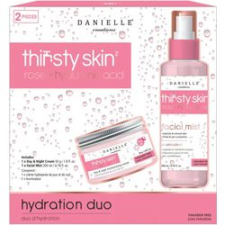 Rose + Hyaluronic Acid Thirsty Skin Set