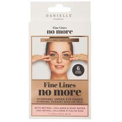 Danielle 6-Pk. Fine Line Under Eye Masks