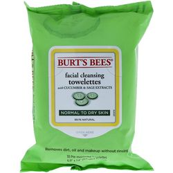 Cucumber & Sage Facial Cleansing Towelettes