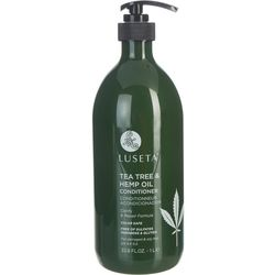 Tea Tree & Hemp Oil Cleansing & Soothing Conditioner