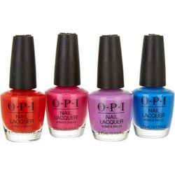 4-pk. Pop Culture Nail Polish Collection