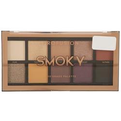 Smoky 10 Shade Palette