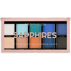 Profusion Sapphires 10 Shade Palette
