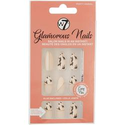W7 Cosemetics Glamorous Nails Party Animal Flex Nail Tips