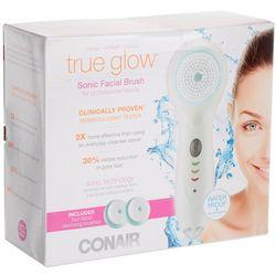 Conair Womens True Glow Sonic Facial Brush