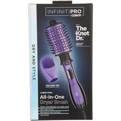 InfintiPRO All-In-One Dryer Hair Brush