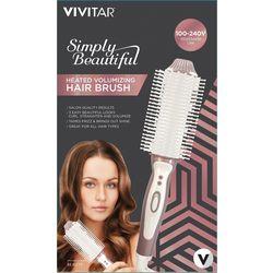 Simply Beautiful Heated Volumizing Hair Brush