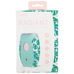 Radiant Tropical Rechargeable Shaver