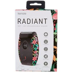 Radiant Wet & Dry Rechargeable Shaver