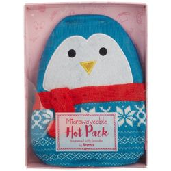 Bomb Cosmetics Pablo The Penguin Microwaveable Hotpack