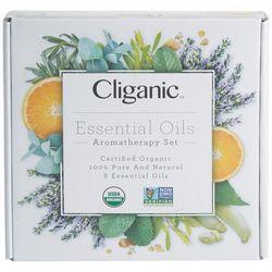 Cliganic 8-Pc. Aromatherapy Essential Oil Set