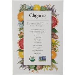 12-Pc. Aromatherapy Essential Oil Set